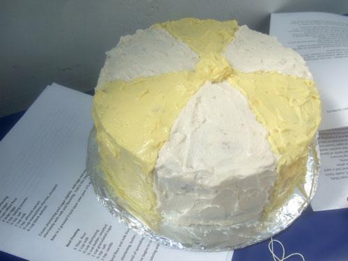1-2-3-4 Cake (image by Peter Engler)