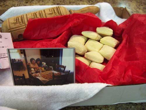 Springerli Cookies