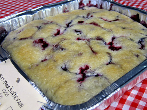 Pappa's Black Raspberry Pie