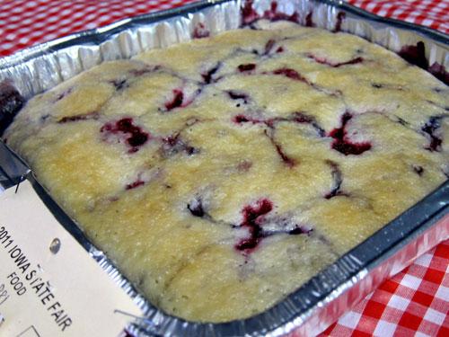 Pappa's Black Raspberry Pie