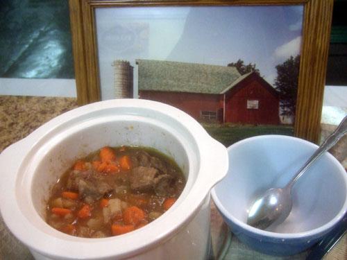 Good Brown Stew