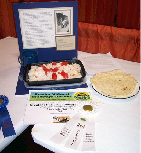 3rd - Spanish Rice