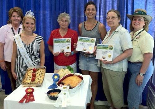 Missouri Winners and Fair dignitaries