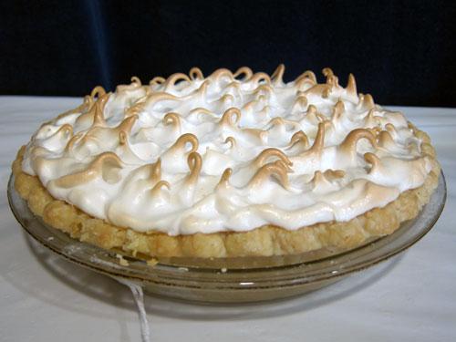 Raisin Pie