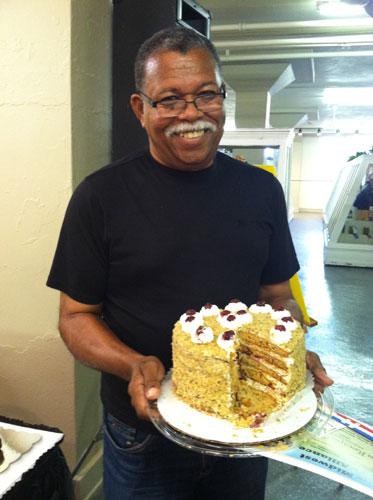 Honey Cake (image by Scott Hutcheson)
