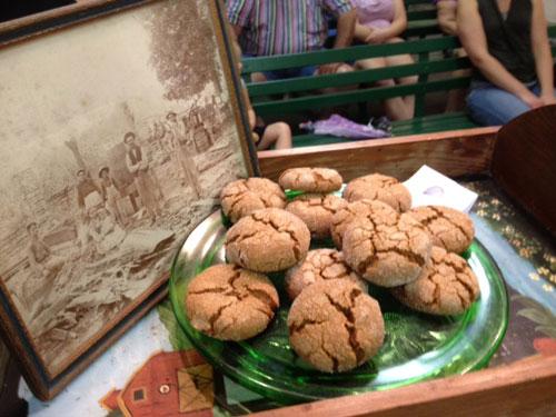 Molasses Cookies (Image by Jolene Ketzenberger)