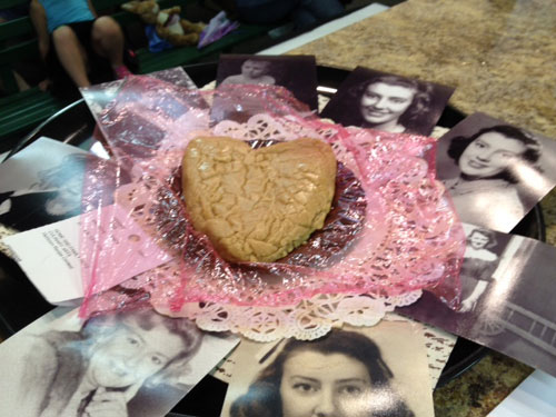Mom's Peanut Butter Fudge (Image by Jolene Ketzenberger)