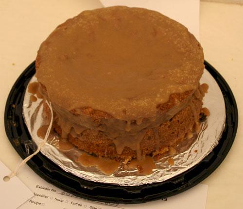 Buttermilk Cake image by Karen Keb Will