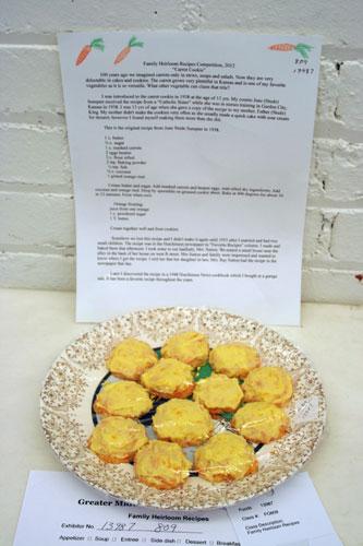 Carrot Cookies image by Karen Keb Will