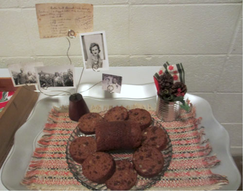 Date Nut Bread Image by Catherine Lambrecht