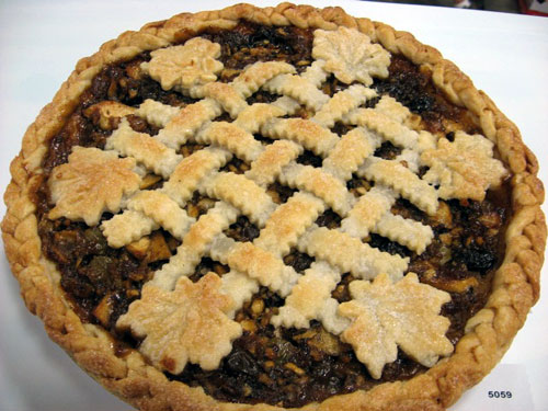 Mincemeat Pie (Image by Ronnie Hess)