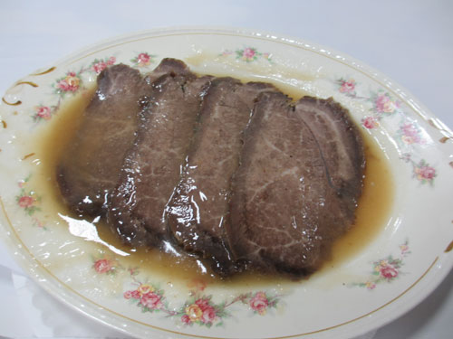 Sauerbraten (image by Ronnie Hess)