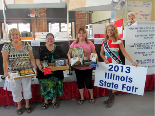 illinois state fair winners 2013