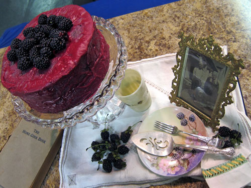 blackberry cake indiana state fair greater midwest foodways alliance