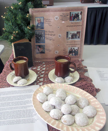 pfeffernusse cookies south dakota state fair greater midwest foodways alliance