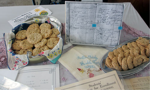 oatmeal wafers cookies south dakota state fair greater midwest foodways alliance