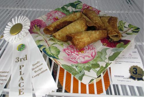 Krumkraker Norwegian Wisconsin State Fair Greater Midwest Foodways Alliance Heirloom Recipe Contest