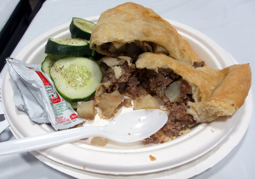 Pasty Greater Midwest Foodways Alliance