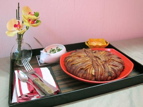 Bacon Potato cheese casserole dennis kirby champaign illinois peter engler