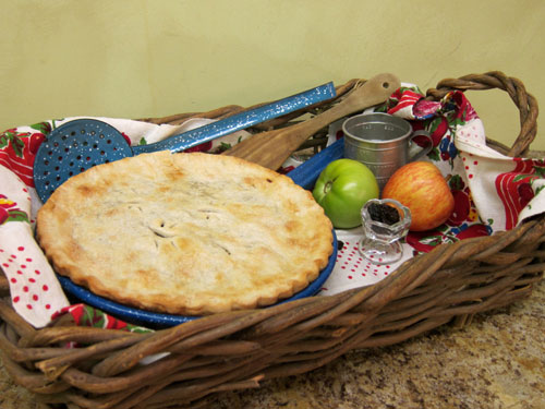 Green tomato mincemeat pie 1st prize Indiana State Fair Greater Midwest Foodways