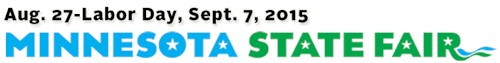 Minnesota State Fair logo 2015