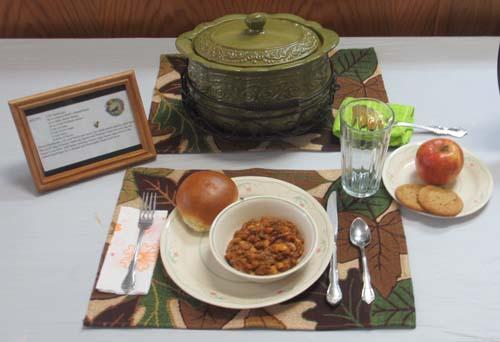 hamburger beans casserole south dakota state fair 2015