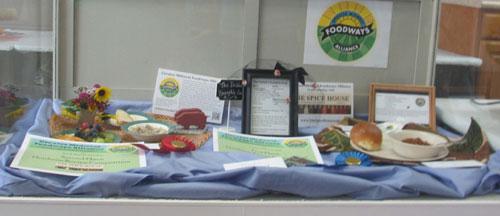 South Dakota State Fair 2015 winners display
