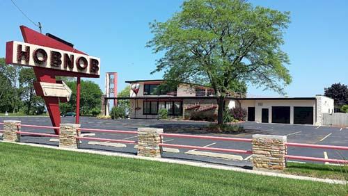 HobNob Hob Nob Supper Club Racine Wisconsin