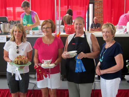 Illinois State Fair 2016 Winners Heirloom Recipe Contest