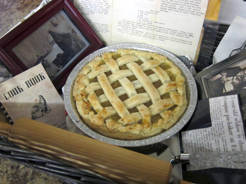 Indiana State Fair Heirloom Recipe Contest 2016 Pineapple pie