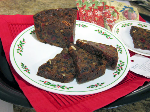 Indiana State Fair Heirloom Recipe Contest 2016 Fruit cake