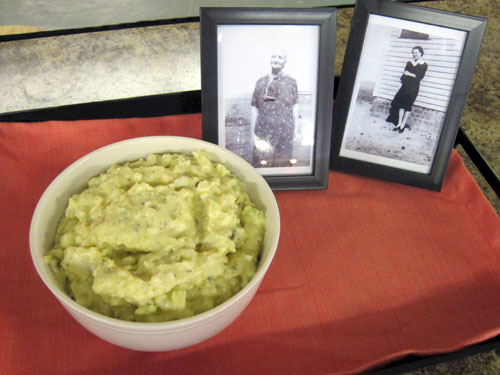 Indiana State Fair Heirloom Recipe Contest 2016 traditional potato salad
