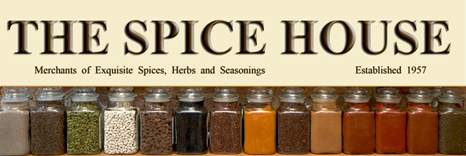 Spice House TheSpiceHouse.com Jars